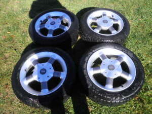 Momo Rims With General Altimax Tires...205-55-16