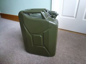 FUEL CAN 20LTR