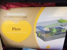 Rosewood New Hamster Cage