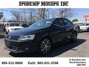 2014 Volkswagen Jetta Sedan Highline NAVIGATION - LEATHER SEATS