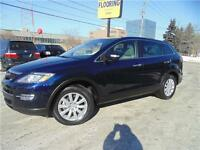 2008 MAZDA CX9 TOURING PKG,AWD,7 PASSENGER.SUNROOF.LEATHER