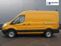 2016 Ford Transit 350 SHR P/V Diesel yellow Manual