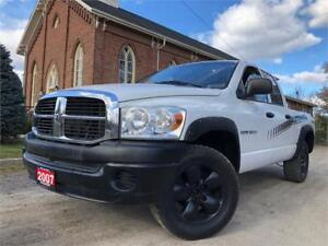 2007 Dodge Ram 1500 ST - 4X4 - CERTIFIED - ONE OWNER!!!