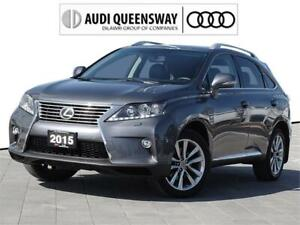 2015 Lexus RX 350 Touring Package|No Accidents|Nav|Cam|Roof|Leat