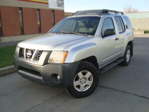 2006 NISSAN XTERRA SPORT 4X4 AUTO PRIVATE SALE TAX INCLUDED