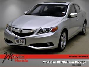 2014 Acura ILX Base w/Premium Package