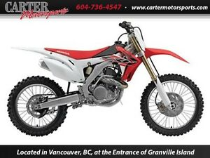 2016 Honda CRF450RG - SAVE $2250!!