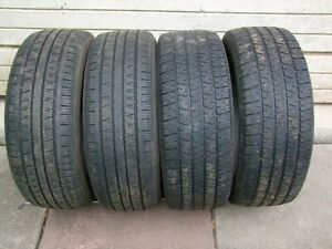 4-205/55R16 ALL SEASON TIRES CAN SELL IN PAIRS
