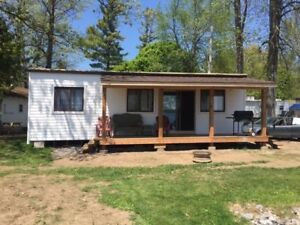 2 or 3 Bedroom Cottage Rentals located on Beautiful Sturgeon