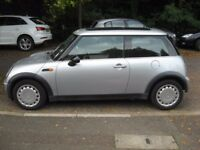 2002 MINI ONE 1.6 MOT/AUGUST F.S.HISTORY EXCELLENT CONDITION PART X