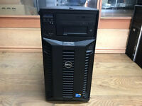 Dell PowerEdge T310 Xeon X3430 Quad Core 24GB RAM 1TB HDD Server