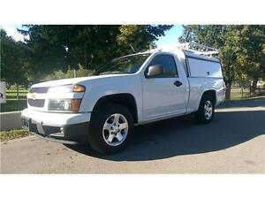 CHEVROLET COLORADO WT WITH STORAGE AND ROLL OUT BED