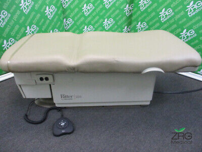 Midmark Ritter 223 Power Exam Table Hi-low Barrier-free W Reupholstering