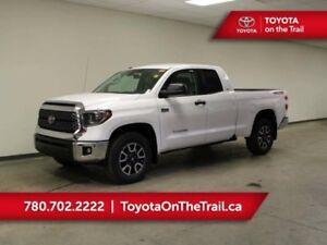 2019 Toyota Tundra DOUBLE CAB TRD OFFROAD 5.7L 4X4; NAV, HEATED