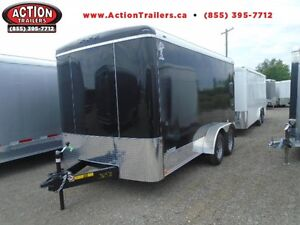 ULTIMATE CONSTRUCTION TRAILER - BUILT HEAVIER 2017 ATLAS 7X14