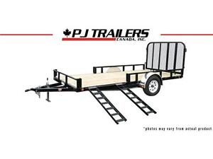"14' x 83"" Channel Utility Trailers (U8)"