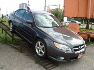 2008 Subaru Legacy 2.5i Limited AWD Leather Accident Free