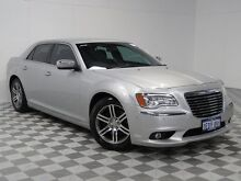 2012 Chrysler 300 MY12 Limited Silver 8 Speed Automatic Sedan Atwell Cockburn Area Preview