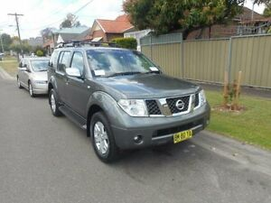 2006 Nissan Pathfinder R51 ST-L Grey Sports Automatic Wagon Holroyd Parramatta Area Preview