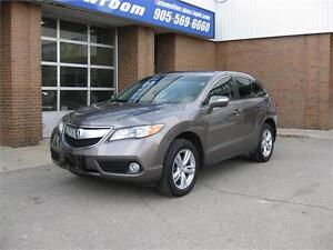 2013 Acura RDX Base Accident Free + Premium Package