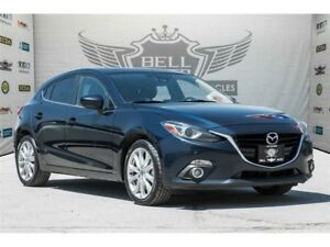 2014 Mazda Mazda3 Sport GRAND TOURING NAVIGATION BACKUP CAMERA S