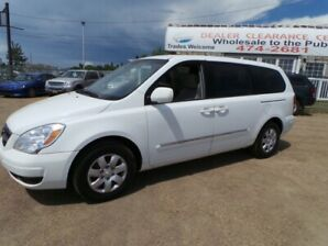 2008 Hyundai ENTOURAGE For Sale Edmonton