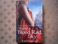 """UNDER A BLOOD RED SKY"" by KATE FURNIVALL - FICTION"