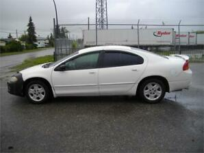 2002 Chrysler Intrepid ES/SXT