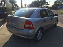 2001 Holden Astra TS CD 4 Speed Automatic Hatchback Brooklyn Brimbank Area Preview