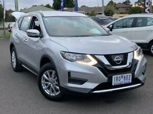 2020 Nissan X-Trail Silver Constant Variable Wagon Hoppers Crossing Wyndham Area Preview