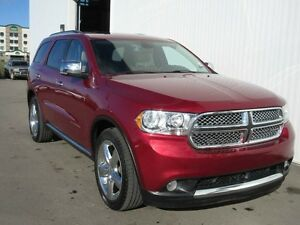 2013 Durango Citadel 3.6L AWD 7 Price REDUCED Contact Ryan