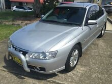 2003 Holden Berlina VY II Silver 4 Speed Automatic Sedan Macquarie Hills Lake Macquarie Area Preview