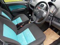 Suzuki Splash GLS PLUS (turquoise) 2010
