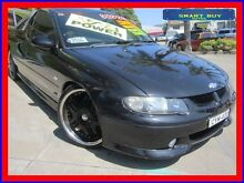 2001 Holden Commodore Vuii SS Black 4 Speed Automatic Utility Canada Bay Canada Bay Area Preview