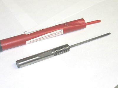 316- .1817 Carbide Tip Gun Drill Bit Fed Coolant Feeding 8.5 Long Starcut Usa