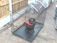 """extra large dog cage 48"""" x 32"""" x 29"""""""