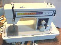 toyota sewing machine model 222