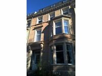Spacious 1 bedroom furnished flat to rent in Botanics