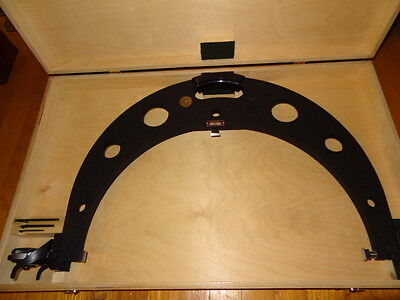 Standard Groove Snap Gage 18.5-19.5