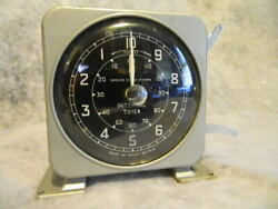 VINTAGE ENGLISH CLOCK SYSTEMS INTERVAL TIMER - LOOKS & WORKS GREAT