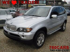 2005 BMW X5 4.4i - 4X4 - 1 OWNER - CLEAN HISTORY -PANORAMIC ROOF