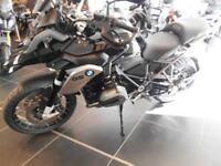 BMW R 1200 GS TE TRIPLE BLACK *24 mth warranty*