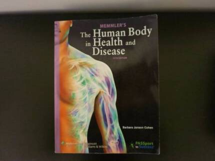 The Human Body in Health and Disease 12th Ed. B.J Cohen