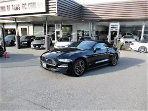 2018 Ford Mustang CONVERTIBLE - ECOBOOST PREMIUM
