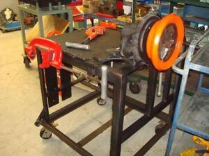 Rigid Manual Threading Unit