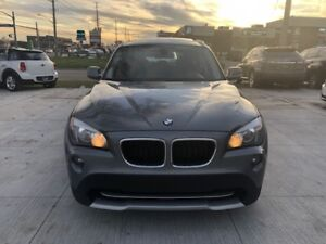 2012 BMW X1 28i-AWD/ SUNROOF PREMIUM PACKAGE, SPORT PACKAGE VERY