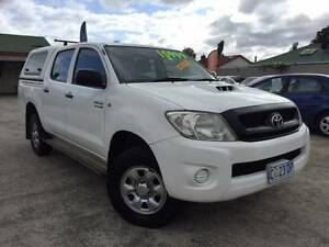 2009 Toyota Hilux Ute TURBO DIESEL Invermay Launceston Area Preview