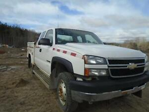 2007 Chevrolet Silverado 2500HD Classic- AS IS