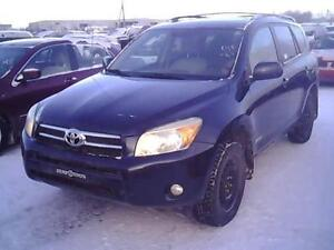2006 TOYOTA RAV4 LIMITED  AUTOMATIQUE CLIMATISEE 4CYLINDRES