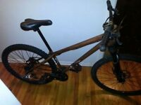 specialized p2 dirtjumper *with upgraded parts*